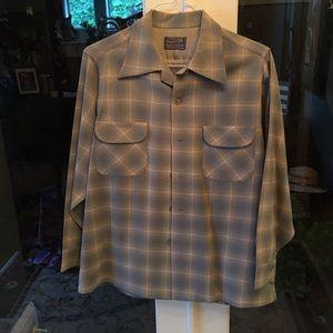 Pendleton button up shirt
